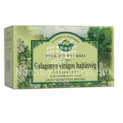 Herbária Galagonyavirágos hajtásvég borítékolt filteres tea 20x1g