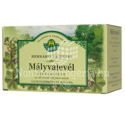 Herbária Mályvalevél borítékolt filteres tea 20x1g