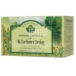 Herbária Körömvirág borítékolt filteres tea 20x0,8g
