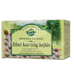 Herbária  Bíbor kasvirág hajtás filteres tea (echinacea) 20x1,5g