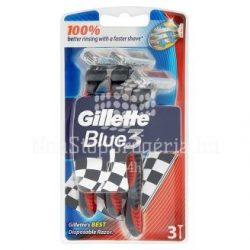Gillette Blue3 3db-os NITRO eldobható borotva