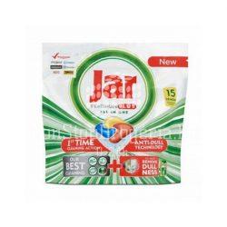 Jar Platinum PLUS mosogatógép kapszula 15db Yellow