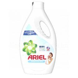 Ariel folyékony mosószer 1,925 l Sensitive (35mosás)