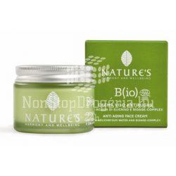 Nature's Bio öregedésgátló arckrém