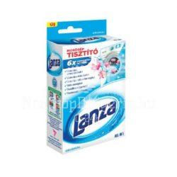 Lanza mosógép tisztító 250ml