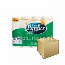 Perfex WC papír 2rétegű 24 tekercs 6DB-OS KARTON ÁR