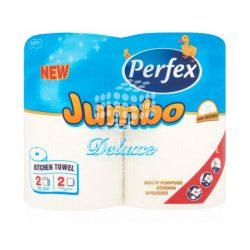 Perfex JUMBO konyhai papírtörlő 2rétegű 2 tekercs