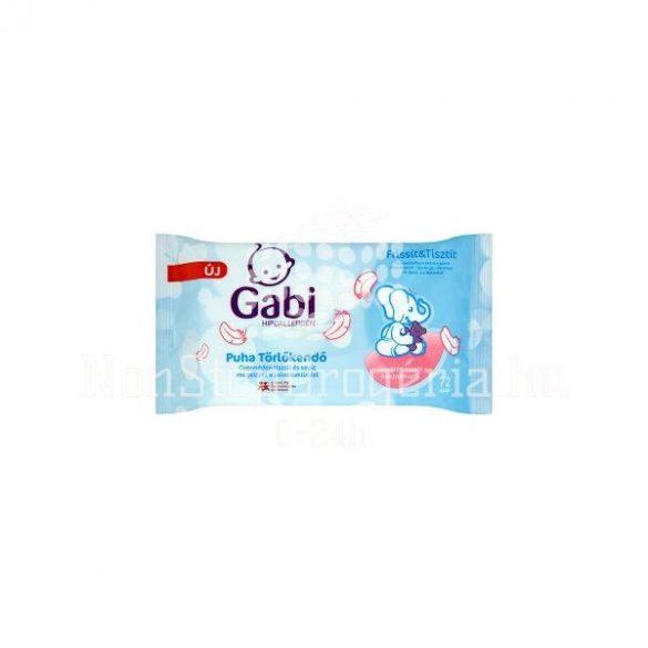 GABI Törlőkendő 72db