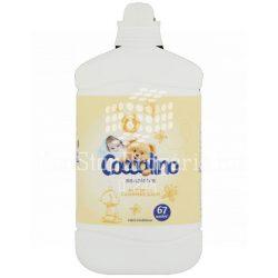 COCCOLINO öblítőkoncentrátum 1680 ml Sensitive Almond & Cashmere Balm