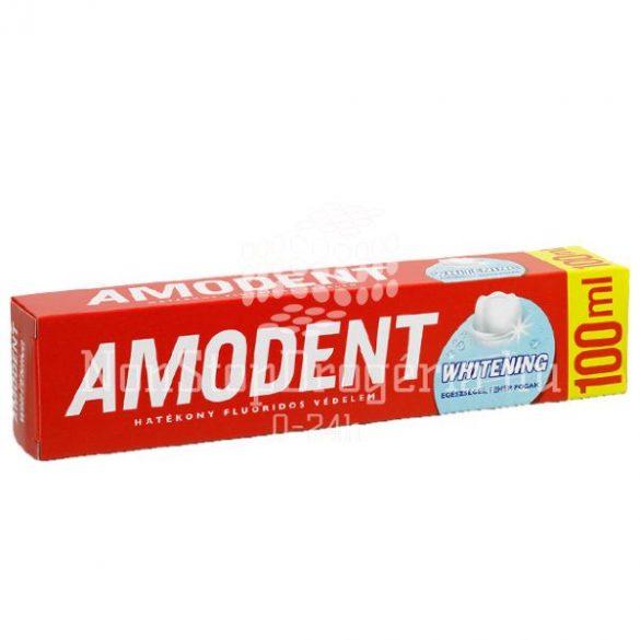 Amodent fogkrém whitening 100 ml