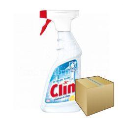 Clin ablaktisztító 500ml citromos (10DB-OS KARTON ÁR)