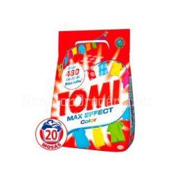 Tomi mosópor 20mosás 1,4kg Max effect Color