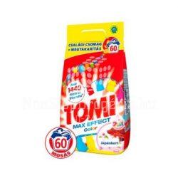 Tomi mosópor 60mosás 4,2kg Max effect Color