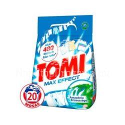 Tomi mosópor 20mosás 1,4kg Max effect Amazónia