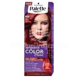 Palette hajfesték Intensive Color Creme RI6 Lángvörös