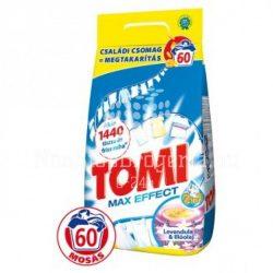 Tomi mosópor 60mosás 4,2kg Max effect Levendula és illóolaj