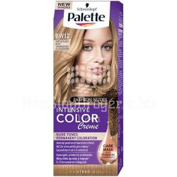 Palette hajfesték Intensive Color Creme BW12 Természetes világosszőke