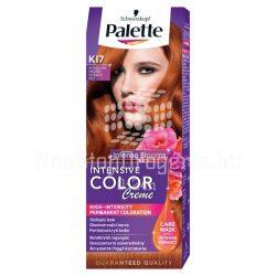 Palette hajfesték Intensive Color Creme KI7 Intenzív réz