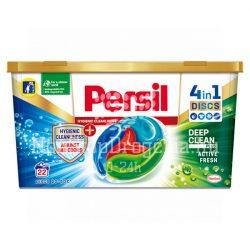 Persil Discs mosókapszula 22 db Malodor Color