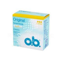 OB TAMPON 8DB ORIGINAL NORMAL
