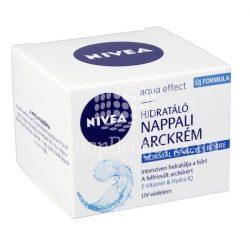 Nivea Aqua Effect Nappali krém Normál bőrre 50ml