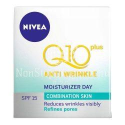 Nivea Q10-Pórusfinomító krém 50ml