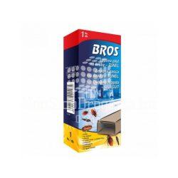 Bros Csótánycsapda - alagút (ragadó) B076
