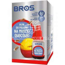 Bros Utántöltő Gyümölcslégy csapdához 15ml B382