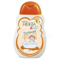 Herba Kids tusfürdő (kamilla és körömvirág)narancs 250ml