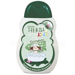 Herba Kids sampon (csalán, bojtorján) 250ml