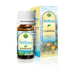 Herbária Wellness Kakukkfűolaj 10ml