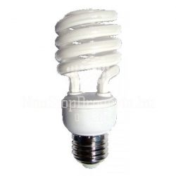 Kompakt fénycső, rövid spirál 20w