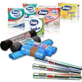 Papír és Fólia termékek