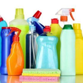 Tisztító és fertőtlenítőszerek