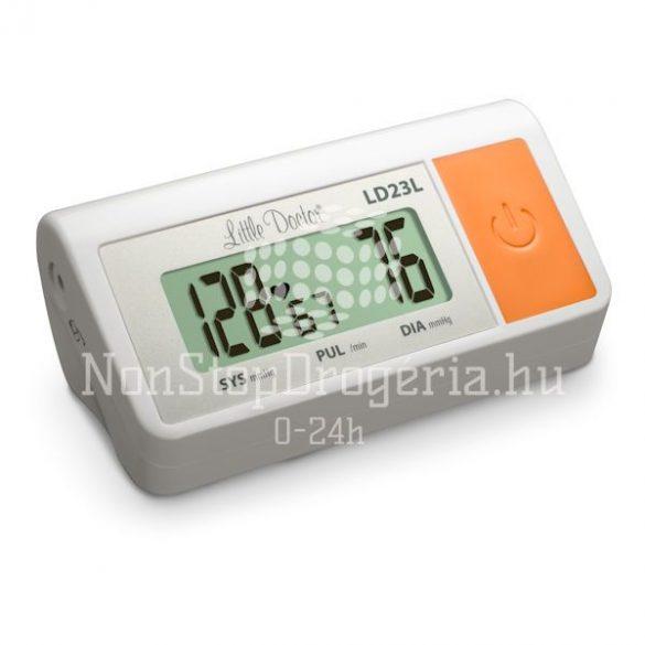 Little Doctor LD23L Automata felkaros vérnyomásmérő adapterrel