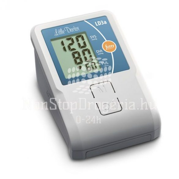 Little Doctor LD3 Automata felkaros vérnyomásmérő