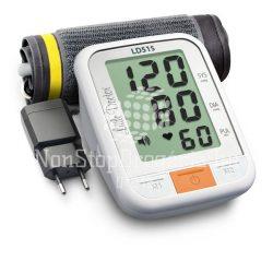 Little Doctor LD51s Automata BESZÉLŐ felkaros vérnyomásmérő hálózati adapterrel